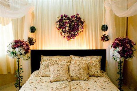 cara menghias bilik pengantin bilik tidur pengantin yang menawan