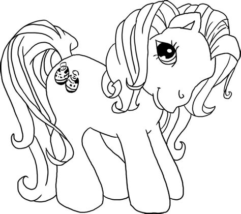 coloring pages free printable my little pony coloring