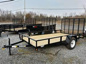 Landscape Trailers Mct 6 4 Quot X12 Landscape Trailer Tool Shed Of America
