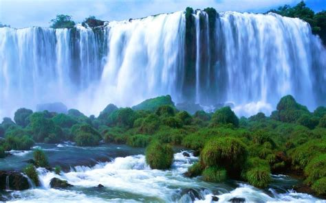 most beautiful waterfalls the world s most beautiful waterfalls youtube
