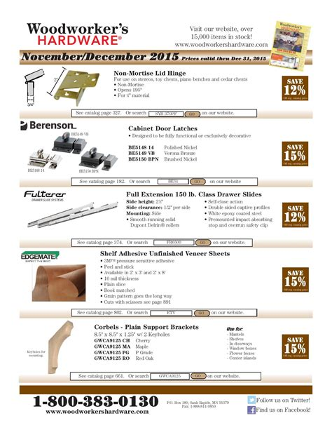 woodworkers hardware coupon woodworking coupons sale flyer for 2015 woodworker s
