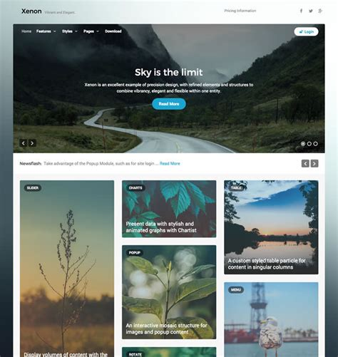 rockettheme xenon v1 2 0 nulled plugins themes by dtywn com rockettheme xenon 1 0 0 j3 x template nulledmaphia