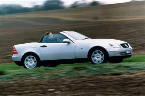 old car manuals online 2004 mercedes benz slk class parental controls mercedes benz slk r170 classic car review honest john