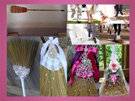jumping the broom a beautiful symbolic wedding tradition world magazine