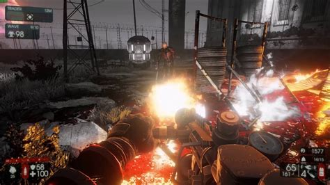 killing floor 2 firebug is the king of assists hell on