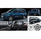 Peugeot Rifter 2019  Pictures Information &amp Specs