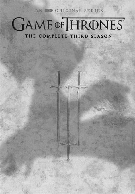 Game of Thrones: The Complete Third Season [5 Discs] [DVD