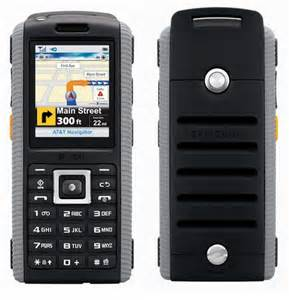 rugged at t phones at t samsung sgh a657 rugged phone itech news net