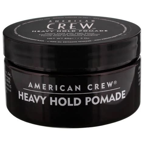 Pomade Murray Heavy Hold american crew heavy hold pomade 85g buy mankind
