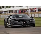 Bugatti Chiron  2016 Goodwood Festival Of Speed