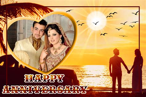 Wedding Anniversary Photo Frame by Anniversary Photo Frames Android Apps On Play