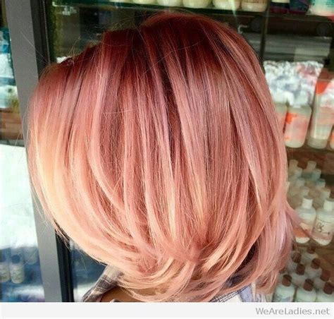 which hair color from sallys rose gold musely