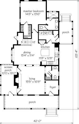 eastover cottage plan 1666 17 house plans with porches eastover cottage plan 1666 17 house plans with porches