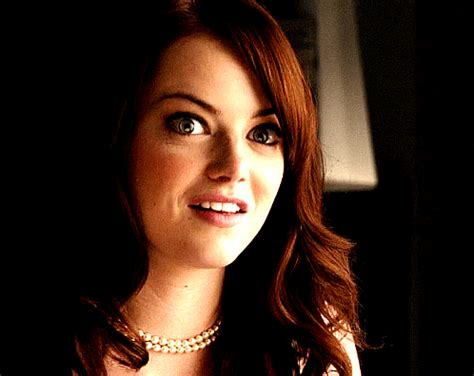 emma stone gif on tumblr emma stone wink gif find share on giphy