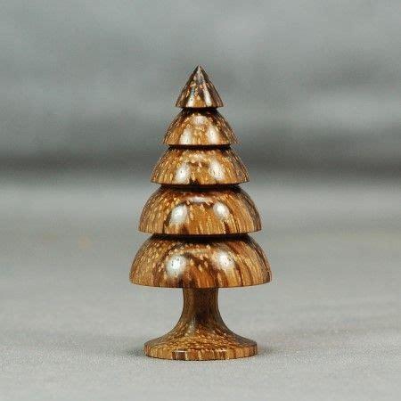 woodturning christmas trees dollhouse miniature wood turning hazelnut dymondwood tree tree woods and