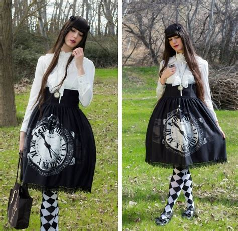 Violins Blouse neko hime sloth clock skirt world violin totebag madame chocolat