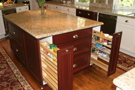 kitchen pull out drawers