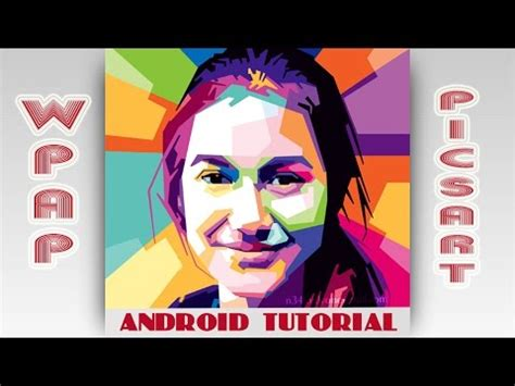 cara edit foto photoshop di android tutorial membuat wpap dengan photoshop part 1 speedart