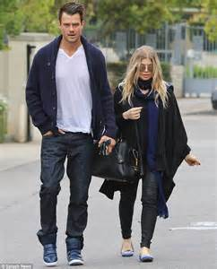 Fergie And Church Do It Right by Fergie Refuses To Let Pregnancy Style As She