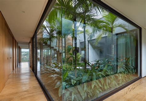 tropical house plants for your garden room interior modern house in brazil hides glorious tropical garden curbed