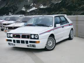 Lancia Integrale Hf Lancia Delta Integrale History Photos On Better Parts Ltd