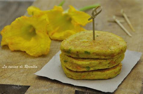 fiori di zucca in padella frittatine di fiori di zucca in padella