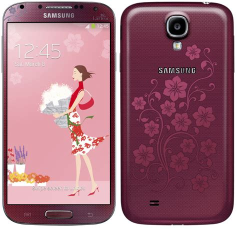 Hp Samsung Galaxy La Fleur samsung galaxy s4 i9500 3g lafleur 16gb unlocked mobile smart phone ebay