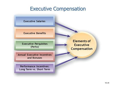 Compensation And Benefits Project For Mba by Chapter 12 Incentive Plans And Executive Compensation