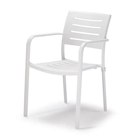 Sedie Per Giardino In Alluminio by Tt931 Sedia Con Braccioli In Alluminio Per Bar