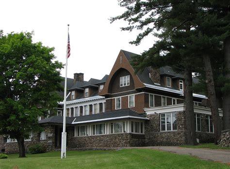 saranac lake cottages adirondack cottage sanitarium
