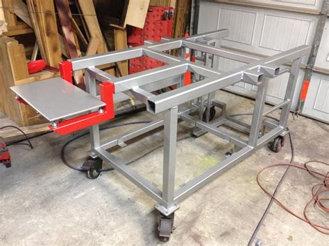 how to build a welding table welding table build powerstrokearmy welding tables