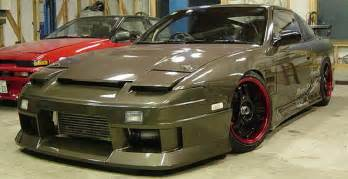 Nissan Tuner Import Tuner Nissan 180sx Photo S Album Number 5061
