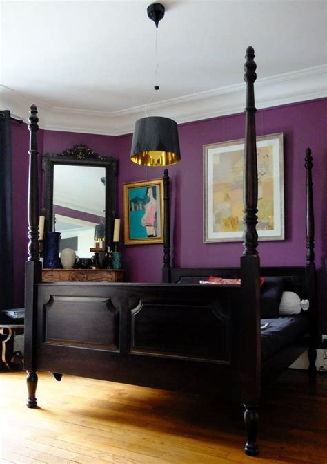 purple and black rooms best 25 purple bedroom walls ideas on pinterest bedroom