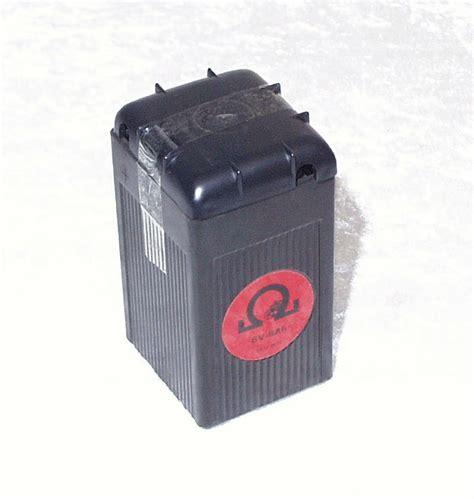 Oldtimer Motorradbatterien 6 Volt by Batterie 6v Namme Deine Shoppingwelt