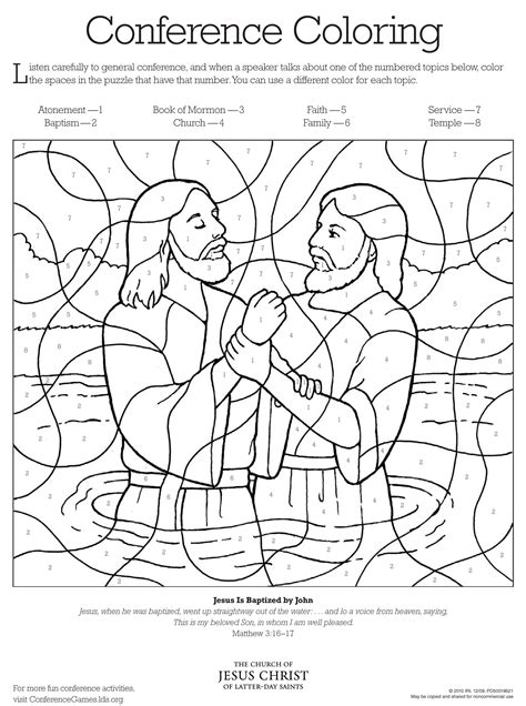 Conference Coloring Pages Lds | conference coloring page 2 churches general conference