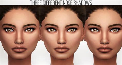 cc sims 4 female skin skins s4models