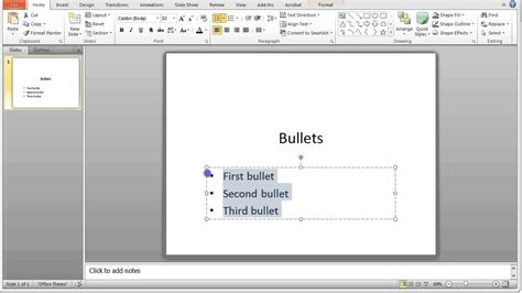 powerpoint tutorial bullet points how to add animated bullet points line by line in