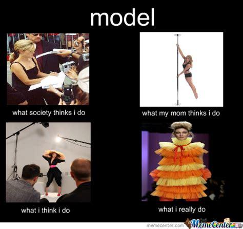 Model Meme - model job by minimix meme center
