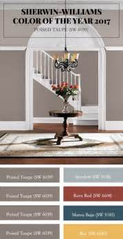 poised taupe color schemes meet sherwin williams color of the year 2017 taupe