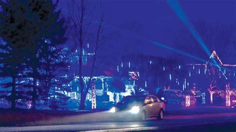 old scugog road christmas lights bowmanville s scugog road neighbourhood glows brighter at durhamregion
