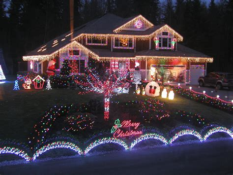 christmas decorations light show christmas light displays that shine redfin christmas