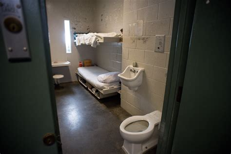 prison toilet and inside an la county women s jail busting at the seams