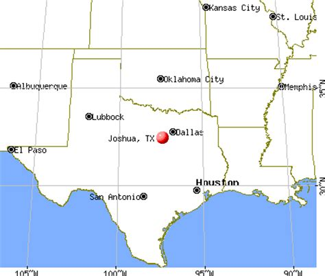 joshua texas map joshua texas tx 76058 profile population maps real estate averages homes statistics
