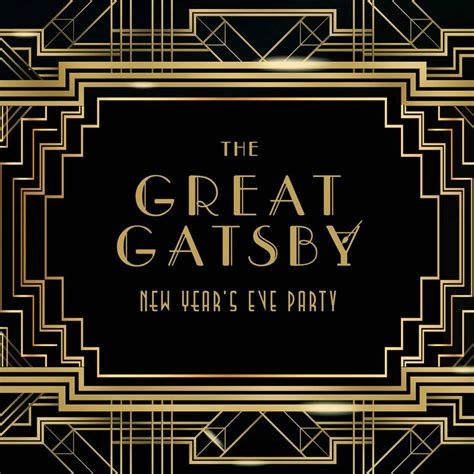 great gatsby new year s eve party south lodge hotel
