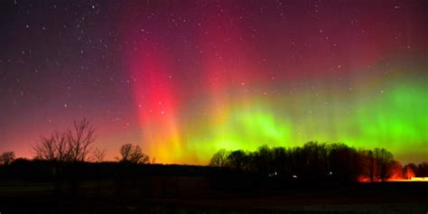 three places to view michigan s northern lights a