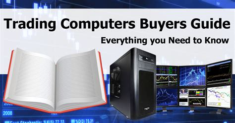 stock trading the ultimate guide on how to the ultimate trading computers buyers guide build the