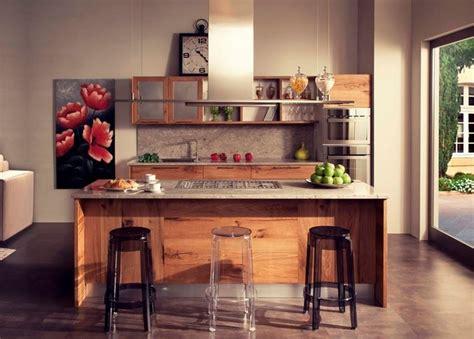 cucine rustiche con isola centrale cucina piccola con isola consigli cucine