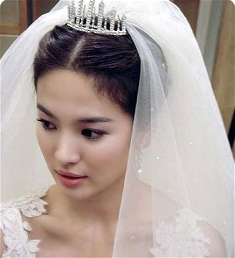 Wedding Song Hye Kyo by 박라린 Quot House Quot Wedding Dress
