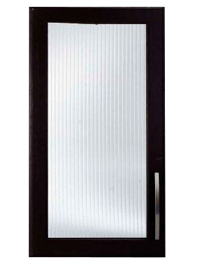 Vertical Bar Cabinet Glass Vertical Line Ribbed Cabinet Search Glass Etch Crockery Cabinet