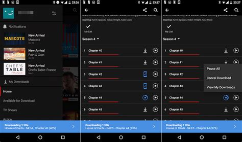 how to netflix from android phone to tv how to and tv shows from netflix on your android device to them offline